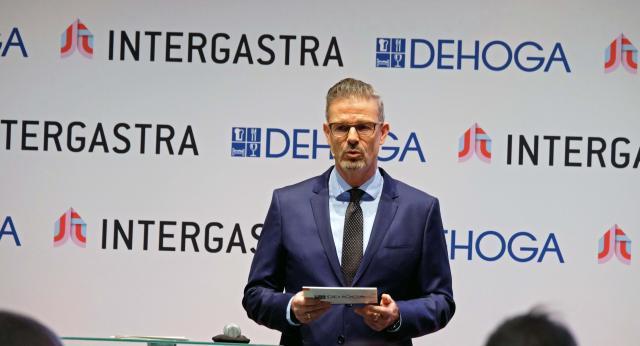 Intergastra 2018 Eröffnungsfeier DEHOGA Photography Karlo Grados