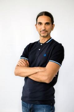 Víctor Robledo. Foto de su perfil de Facebook