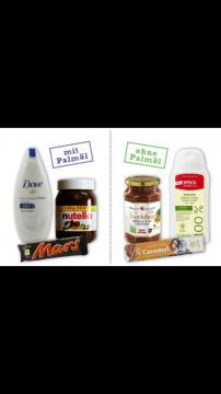 Alternative zu Pamöl - um den Kauf zu vermeiden