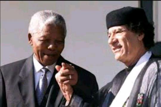 Chéchia Lybienne porté par feu Président Kadhafi (crédit: Google)