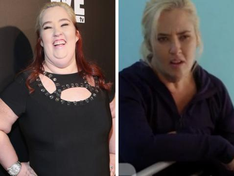 Mama June Weight loss. - [WETV / YouTube screencap]