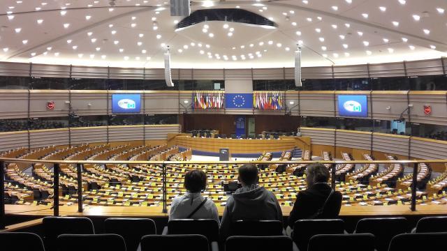 Parlamento Europeo Fuente: Paula Cámara