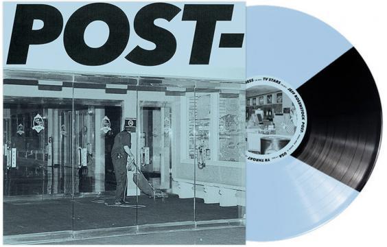 Portada del disco Post, el último trabajo de Jeff Rosenstock