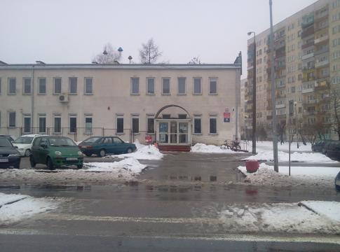 Urząd Skarbowy w Ostrowcu Świętokrzyskim w 2012 r. (fot. Krzysztof Krzak)
