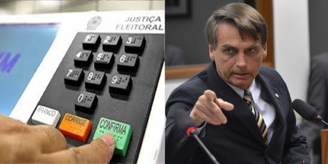 Bolsonaro acredita que o voto impresso pode atrair o eleitor desconfiado.