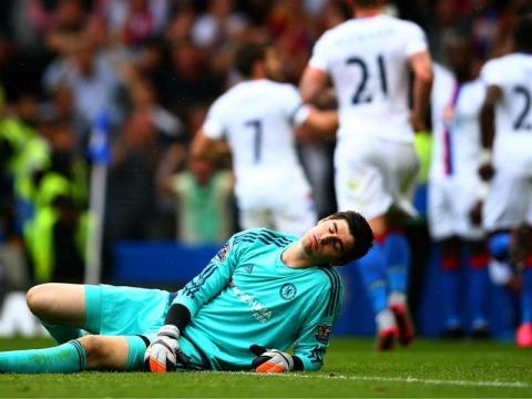 Crystal Palace golpeó a Chelsea en Stamford Bridge | Goal.com - goal.com