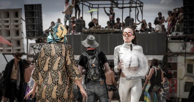 Festival Burning Man (Passport Experience)