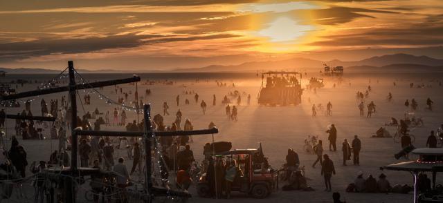Festival de los más vanguardistas Burning Man (Passport Experience)