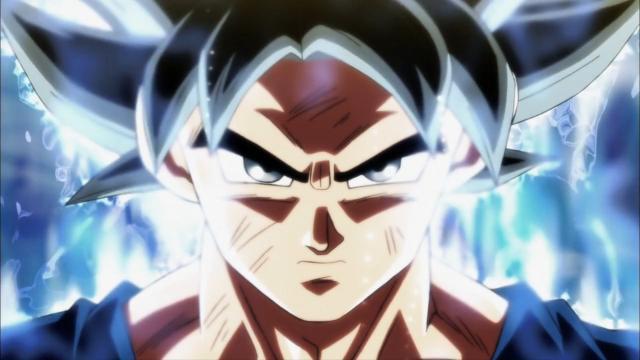 Ohne ihn geht es nicht: Son Goku im Ultra Instinct - wall.alphacoders.com