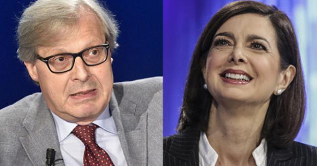 Oltre Sgarbi, nuovo macabro attacco via social anche a Laura Boldrini ... - cronacasocial.com