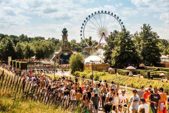 Tomorrowland (Passport Experience)