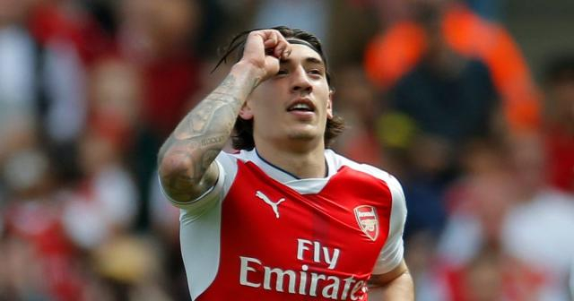 Barcelona 'agree personal terms' with Hector Bellerin as ... - mirror.co.uk