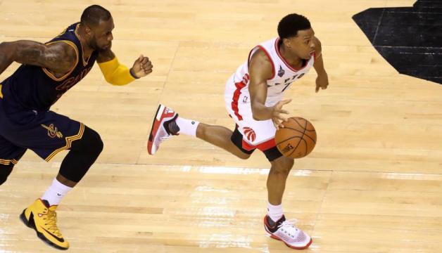 Los Cavaliers naufragan ante Lowry y DeRozan | Deportes | EL PAÍS - elpais.com