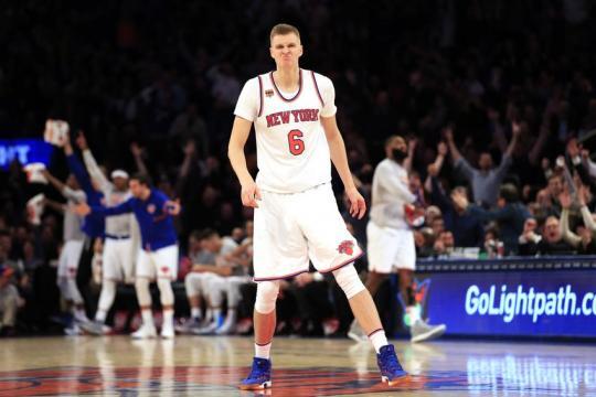 New York Knicks: Kristaps Porzingis Is A Basketball Anomaly | FOX ... - foxsports.com