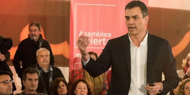Pedro Sánchez aboga por una subida de las pensiones acorde al IPC