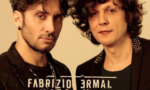 Sanremo 2018: Ermal Meta e Fabrizio Moro con