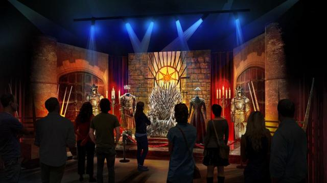 Game of Thrones' hits the road with traveling exhibition - CNET - cnet.com