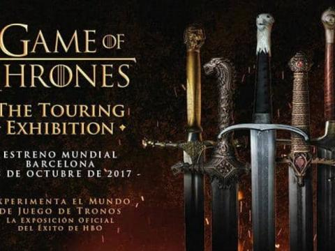 Game of Thrones: une expo internationale démarre à Barcelone ce ... - lindependant.fr
