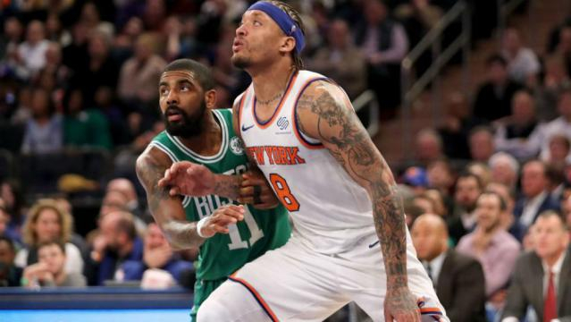 Knicks vs Celtics: Los Knicks, sin Willy Hernangómez, amargan a ... - marca.com