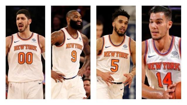 NBA: La NBA, pendiente de los Knicks: Kanter, O'Quinn, Lee y ... - marca.com