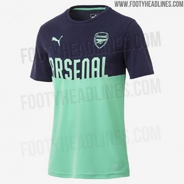 Rumoured Shirt of new Gunner's kit