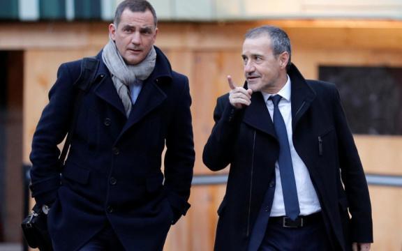 Corse : déçus de leur entretien à Matignon, Simeoni et Talamoni ... - leparisien.fr
