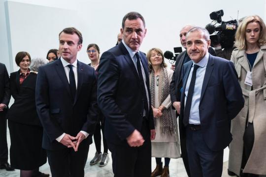 Corse : Macron à l'heure de la clarification - Libération - liberation.fr