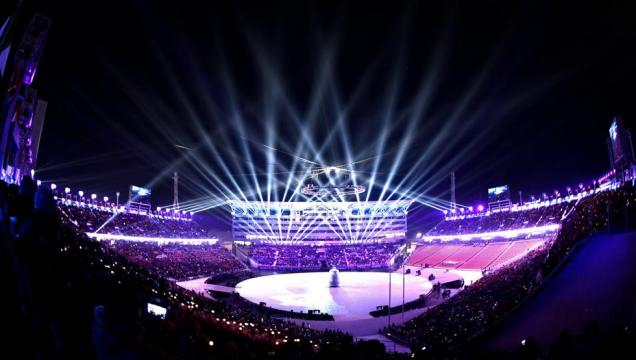 Inaugurados los Juegos Olímpicos de Invierno de PyeongChang 2018