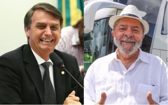 Jair Bolsonaro é o pesadelo dos partidos da esquerda.