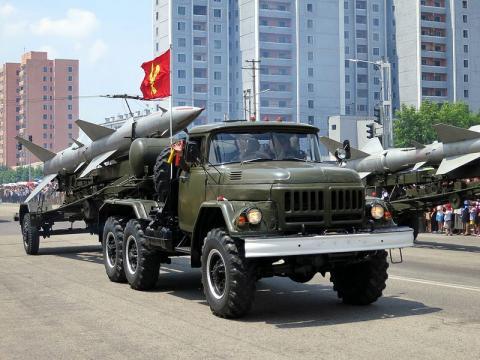 Missiles of North Korea. - [Image credit – Stefan Krasowski, Wikimedia Commons]