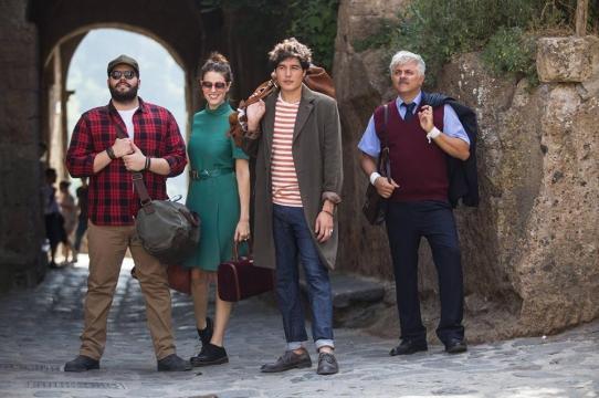 I giovani protagonisti di Puoi baciare lo sposo - spettacolinews.it