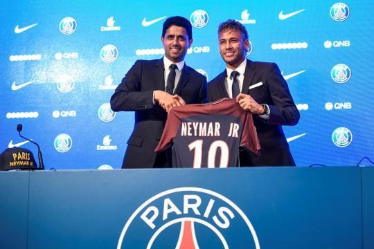PSG: Neymar ne jouera pas face à Amiens! - bfmtv.com
