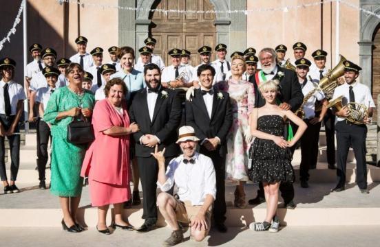 Puoi baciare lo sposo: il cast al completo - sempionenews.it