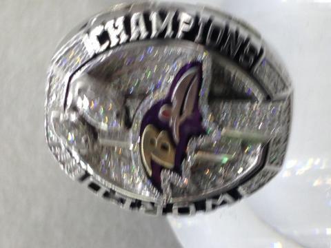 Baltimore Ravens - Two Time Super Bowl Champions- Image credit: Tim Asaro via NFL Draft Town