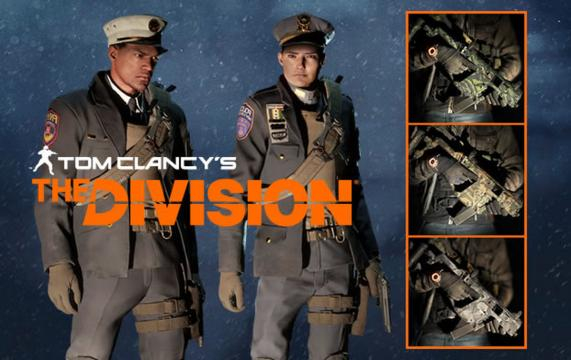 Buy Tom Clancy The Division Parade Pack - ubi.com