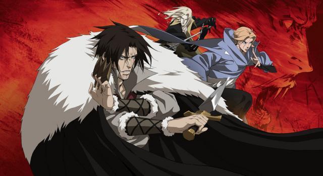 Castlevania: Temporada 1 | Cine PREMIERE - com.mx anime