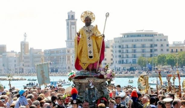 Festa di San Nicola 2017 Nápoles