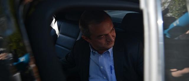 O empresário Joesley Batista presta depoimento na sede da PF em SP em agosto de 2017 / Foto: Agência Brasil