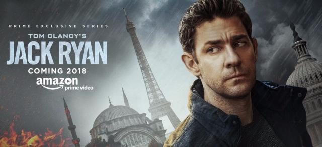 Tom Clancy's Jack Ryan New Teaser: