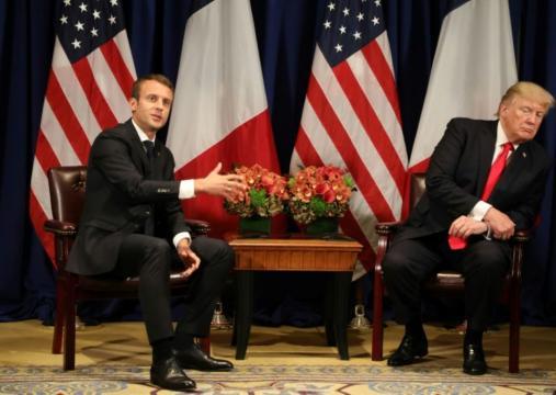 Trump-Macron : la parade militaire, les «grands guerriers» et l ... - liberation.fr