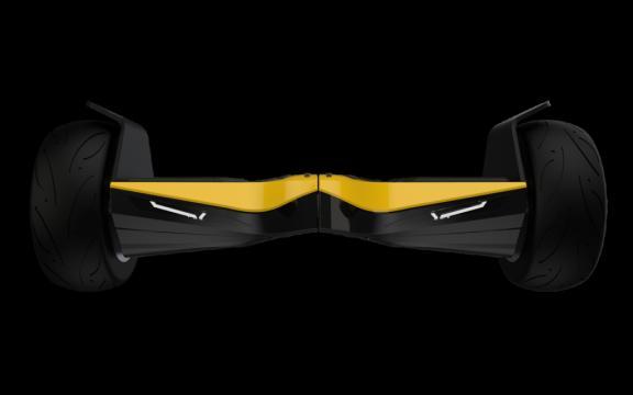 'Glyboard Corse', il primo hoverboard targato Lamborghini