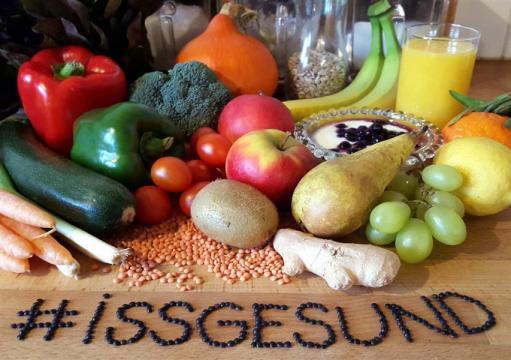 issgesund: Blog-Aktion und Wettbewerb gesunde Ernährung   G2K - gothaer2know.de