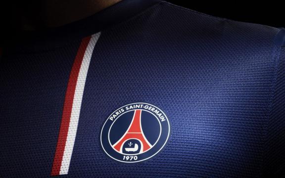 Maillot officiel domicile du PSG