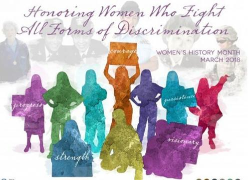 Honoring women who fight discrimination - US Army | Mil