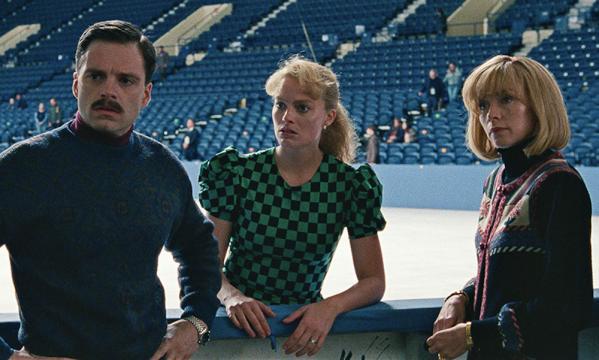 Tonya : la protagonista, il marito e l'allenatrice