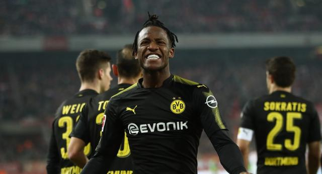 Borussia Dortmund will try to sign Chelsea's Michy Batshuayi in summer - talkchelsea.net