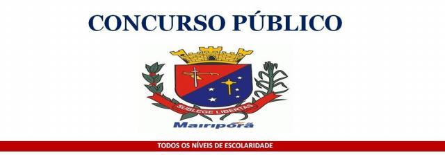 CONCURSOS DE MAIRIPORÃ - SP - EMPREGOS AQUI - blogspot.com