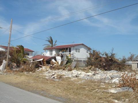 Devastation of Hurricane Wilma (Image credit – Iain Mill, Wikimedia Commons)