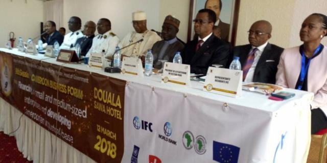 Cameroon Business Forum sera réformé. - legicam.cm