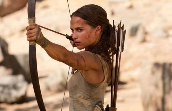 Episode 101: Tomb Raider - Feelin' Film - feelinfilm.com